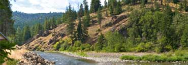 Naches River View